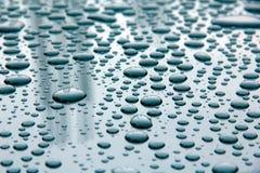 kropla deszcz Obrazy Royalty Free