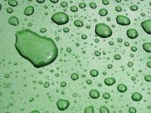 kropla deszczu Obraz Stock