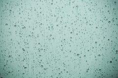 kropla deszczu Zdjęcia Royalty Free