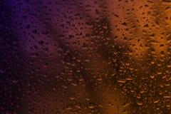 kropla deszczu Obrazy Stock