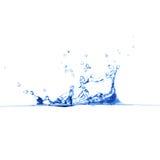 Kropla woda obraz stock