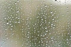 krople szklanek wody Zdjęcie Royalty Free