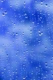 kropli abstrakcjonistyczna woda Zdjęcie Royalty Free