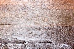 kropli deszczu pochodzenie wektora Obraz Stock