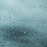 kropli deszczu pochodzenie wektora Fotografia Royalty Free
