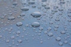 kropli piękna woda Zdjęcie Royalty Free