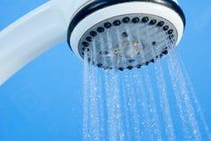 kropli prysznic Zdjęcia Royalty Free