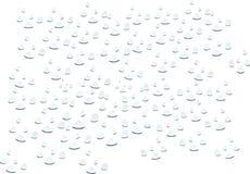 kropli woda Obrazy Stock