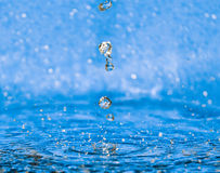 kropli woda Fotografia Stock