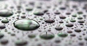 kropli woda Zdjęcia Stock