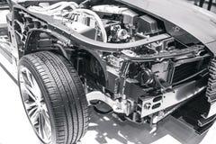 Kropp för bil` s royaltyfri bild
