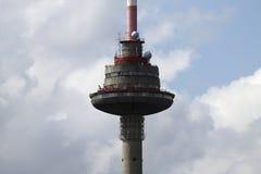 Kropp för torn för Litauen Vilnius TVtelevision huvudsaklig Royaltyfria Foton