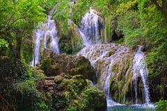 Kroshuna瀑布 库存图片