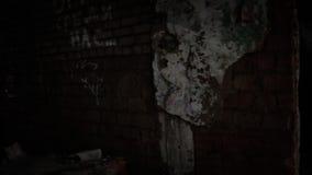 Krottenwijken, verlaten gebouwen 2 stock footage