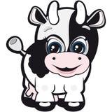krowa trochę Ilustracja Wektor