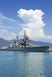 krążownik Obrazy Royalty Free