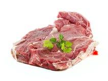 krowy surowy świeży fotografia stock
