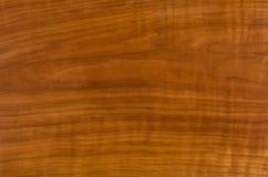 Körsbärsröd wood bakgrund Arkivbilder