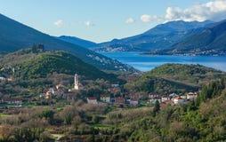 Krtoli, Montenegro. Imágenes de archivo libres de regalías