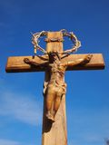 krucyfiks Fotografia Stock