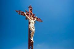 krucyfiks Zdjęcie Royalty Free