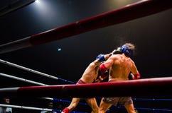 Krudam Fight #4 on Muaythai Day Royalty Free Stock Photos