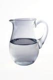 Krug mit Wasser Lizenzfreie Stockfotos