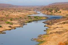 Kruger National Park landscape Stock Photo