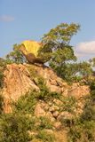 Kruger Park Boulders Stock Photos