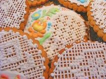 Kruid-cakes stock foto
