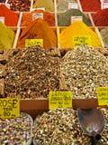 Kruiden bij de markt Stock Afbeelding