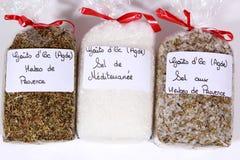 Kruiden DE de Provence stock foto's
