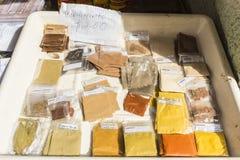 Kruiden voor verkoop Havana royalty-vrije stock afbeelding