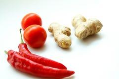 Kruidige Ingrediënten stock fotografie