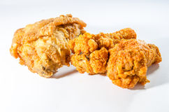 Kruidige kippenvleugels Royalty-vrije Stock Afbeelding