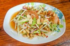 Kruidige salade Stock Afbeeldingen