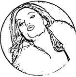 Kruidmeisjes Stock Afbeeldingen