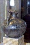 Kruik de 1st eeuwadvertentie Zilver, het vergulden Royalty-vrije Stock Fotografie