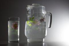 Kruik water Stock Fotografie