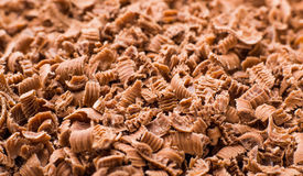 Kruimel van chocolade Royalty-vrije Stock Foto's