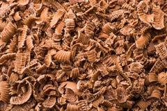 Kruimel van chocolade Royalty-vrije Stock Afbeeldingen