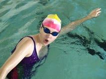Kruip zwemmer Royalty-vrije Stock Afbeeldingen