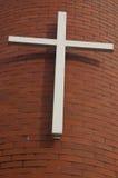 Kruis 01 van de godsdienst Stock Foto