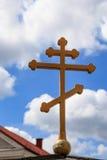 Kruis Royalty-vrije Stock Afbeeldingen