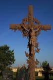 Kruis. stock afbeeldingen