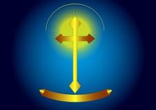 Kruis Royalty-vrije Stock Afbeelding