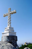 Kruis en Nationaal Paleis Pena Stock Afbeelding