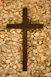 Kruis - Katholieke Godsdienst stock foto