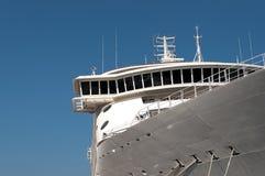 Kruis schip royalty-vrije stock afbeeldingen