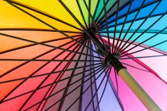 Kruisend zwarte metaalstructuur creeer een abstract patroon Royalty-vrije Stock Afbeelding